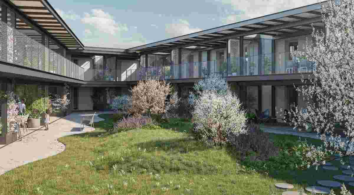 8 8999 Wohn und Geschäftshaus Huttwil A4 Innenhof P1