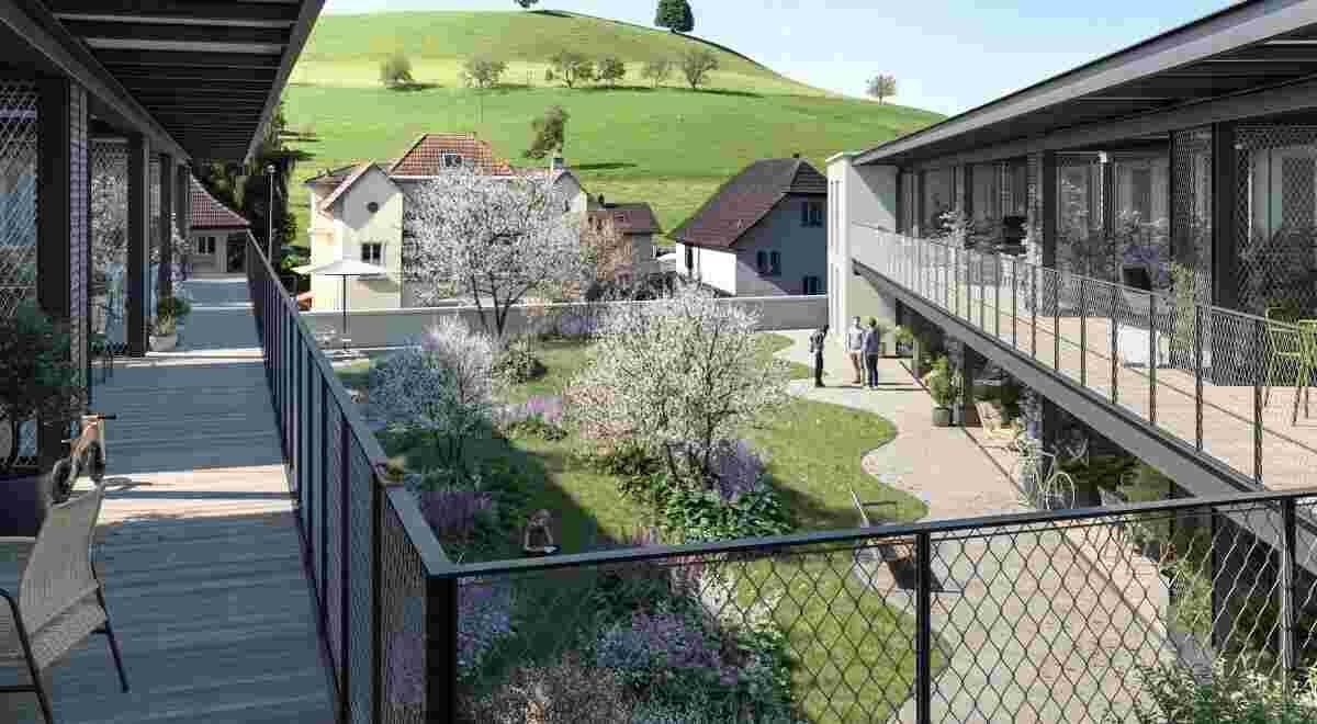9 8999 Wohn und Geschäftshaus Huttwil A3 Hof F1