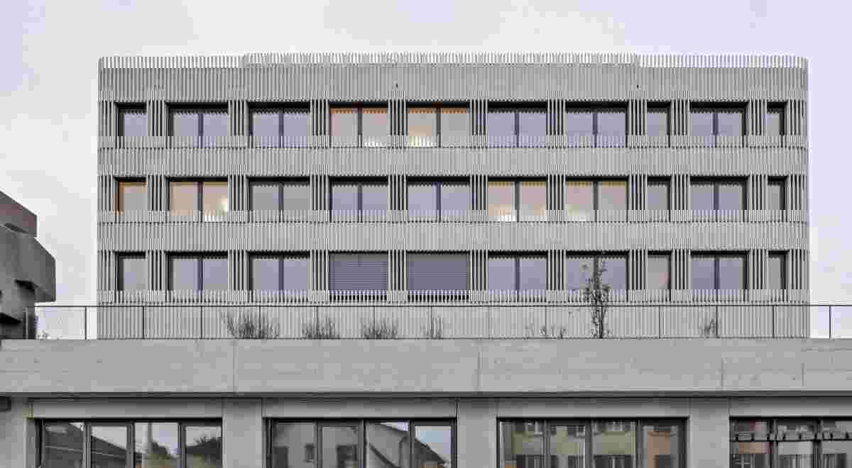 Binningen Hauptstrasse 34 R Dürr 2