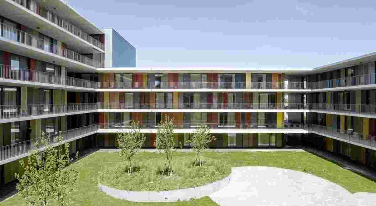 EPFL Quartier Nord photo 2216 017