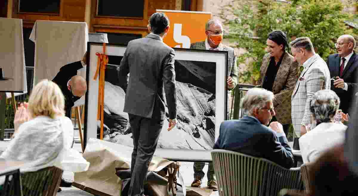 Eröffnung Bergwelt Grindelwald 2