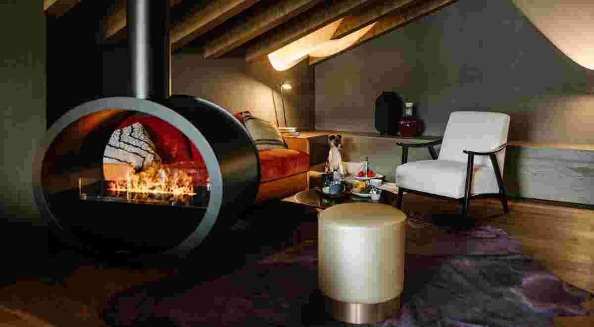 Grindelwald Bergwelt Hotel Jungfrau SPA Suite 1