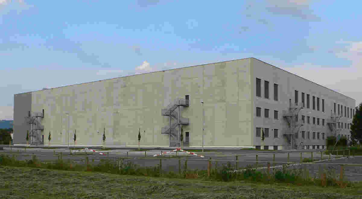 HRS Projekt Logistikgebäude ALSO 3