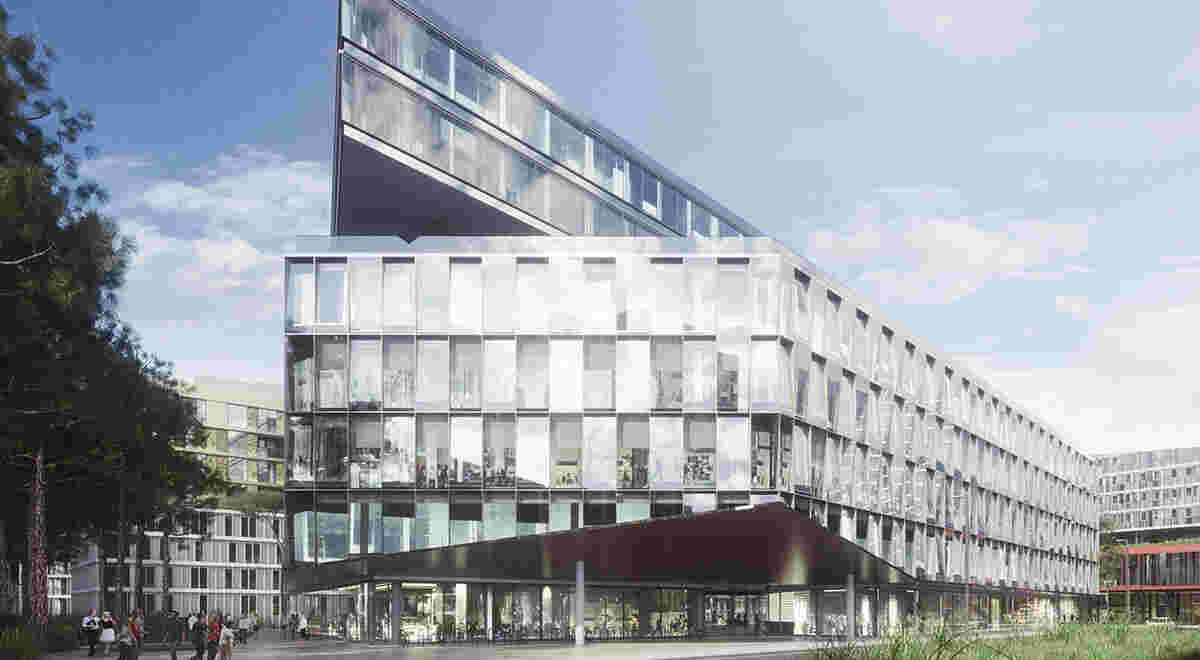 HRS Projekt Quartier de l Étange B 1