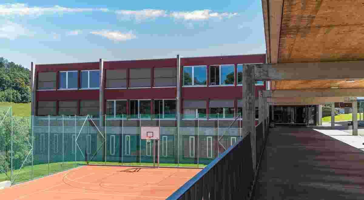 Herisau Schulhaus Waisenhaus 2