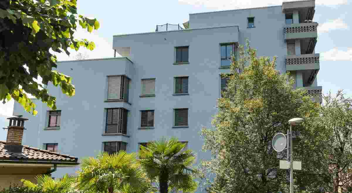 Lugano Via Castausio 2b 2