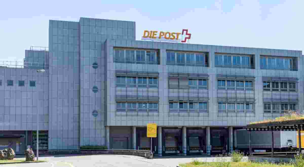 Mägenwil Distributionsbasis Post 1