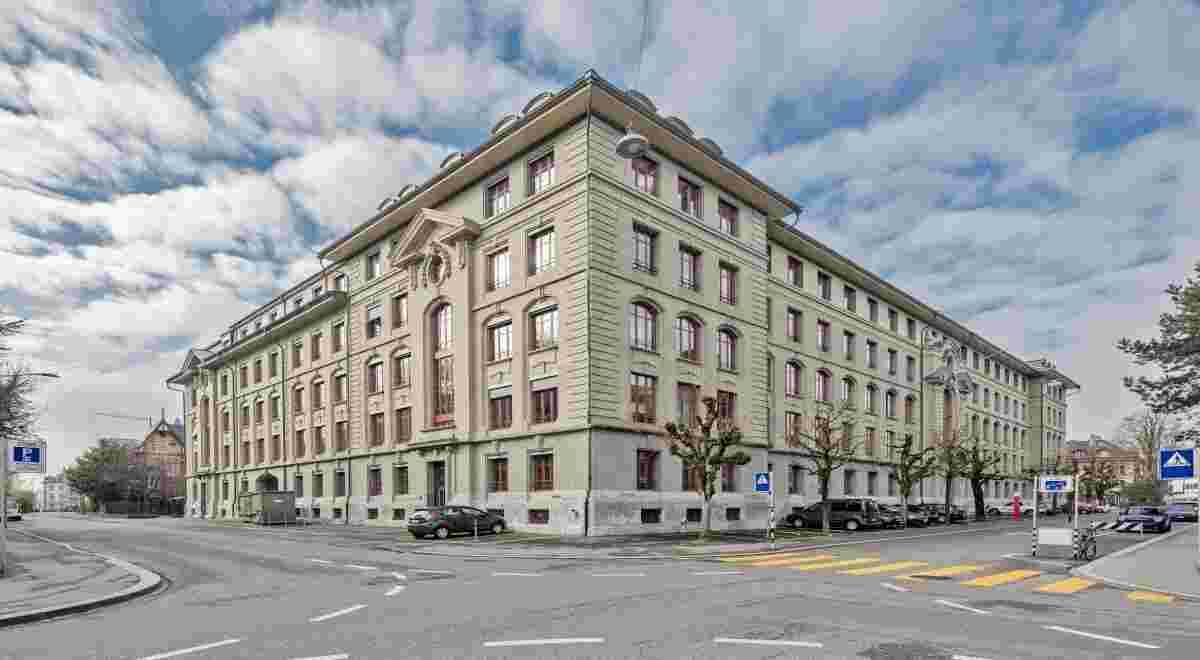 Mittelstrasse 43 Uni Bern R Dürr 1