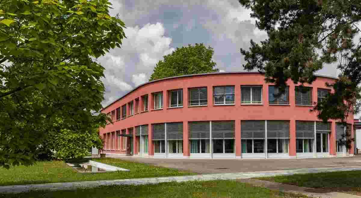 Schaffhausen Kantonales Psychiatriezentrum 1