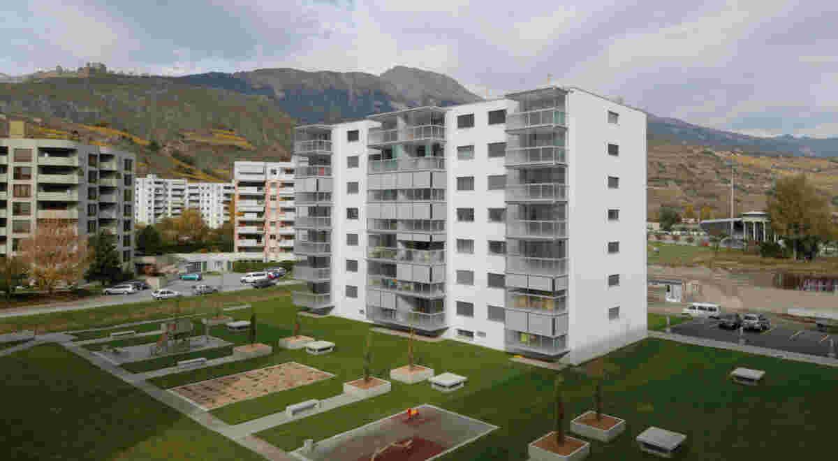 Web Sion Résidence Les Aquarelles Foto4