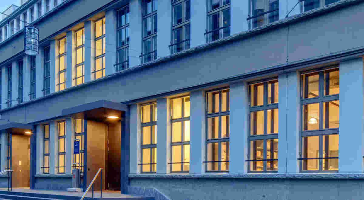 Web Zürich Google Sihlpost Foto3