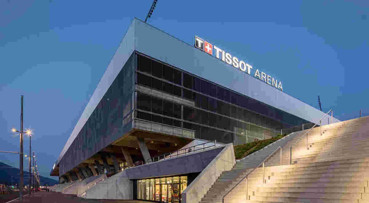 Webbild Tissot Arena 6