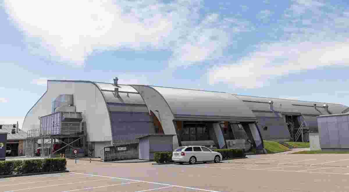 Weinfelden Eishalle Güttingersreuti 2