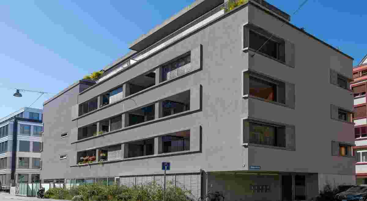 Zürich Jüdische Schule Knaben 2