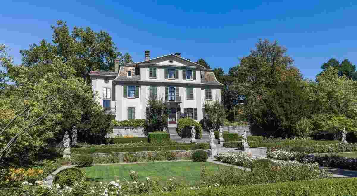 Zürich Villa Landolt 1