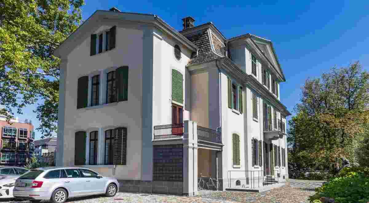 Zürich Villa Landolt 2