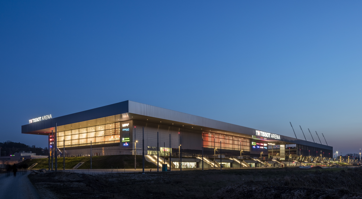Biel Tissot Arena