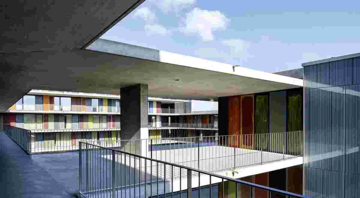 EPFL Quartier Nord photo 2216 016