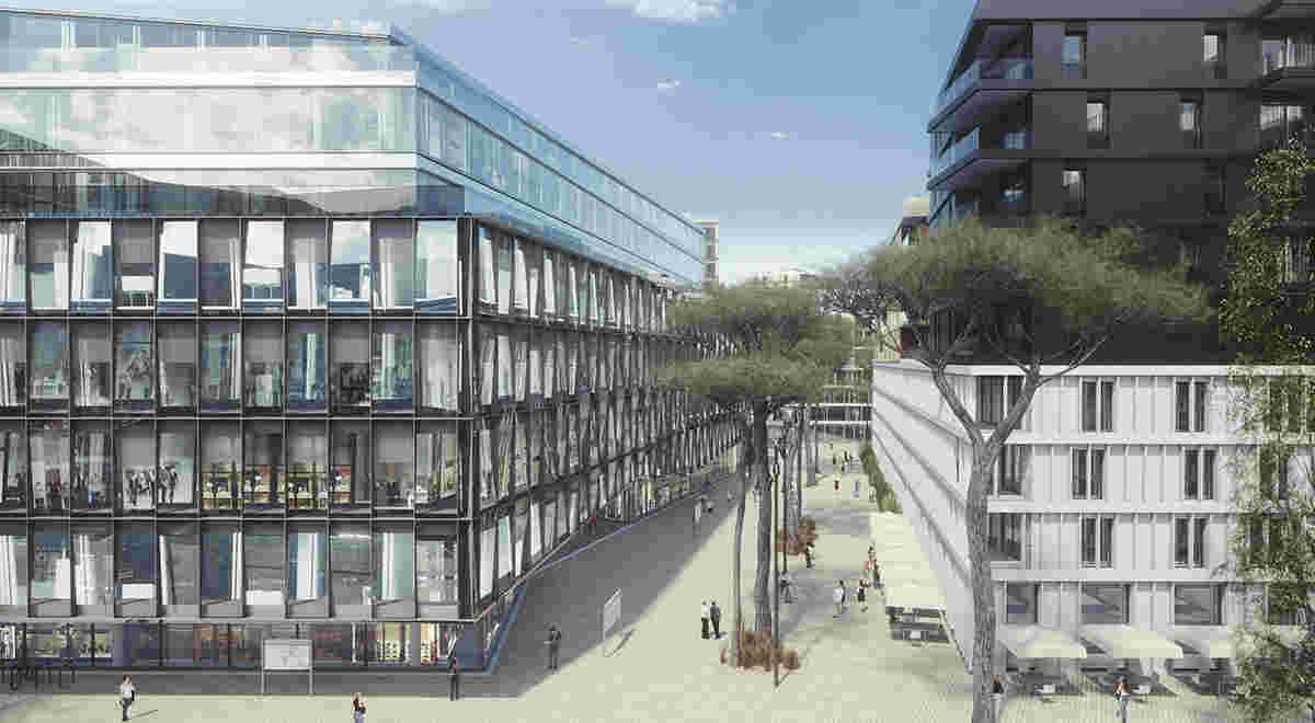 HRS Projekt Quartier de l Étange B 2