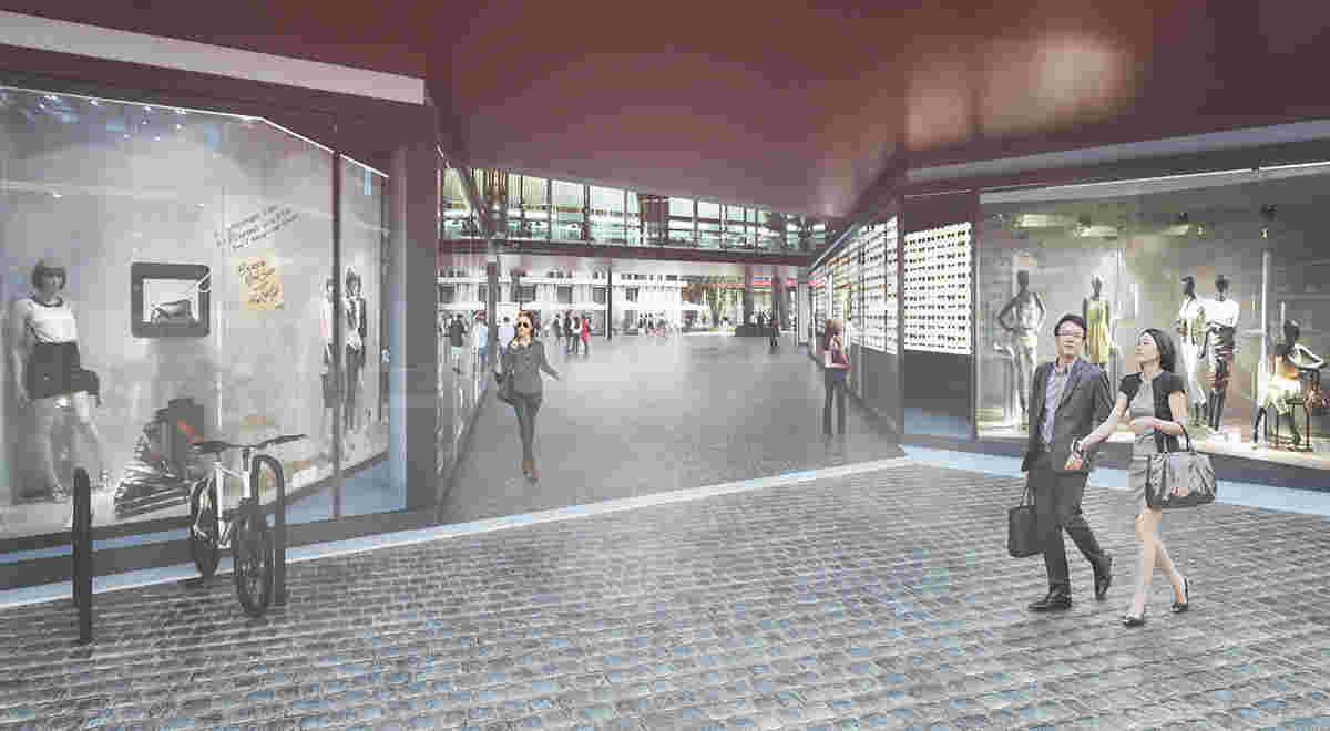 HRS Projekt Quartier de l Étange B 3