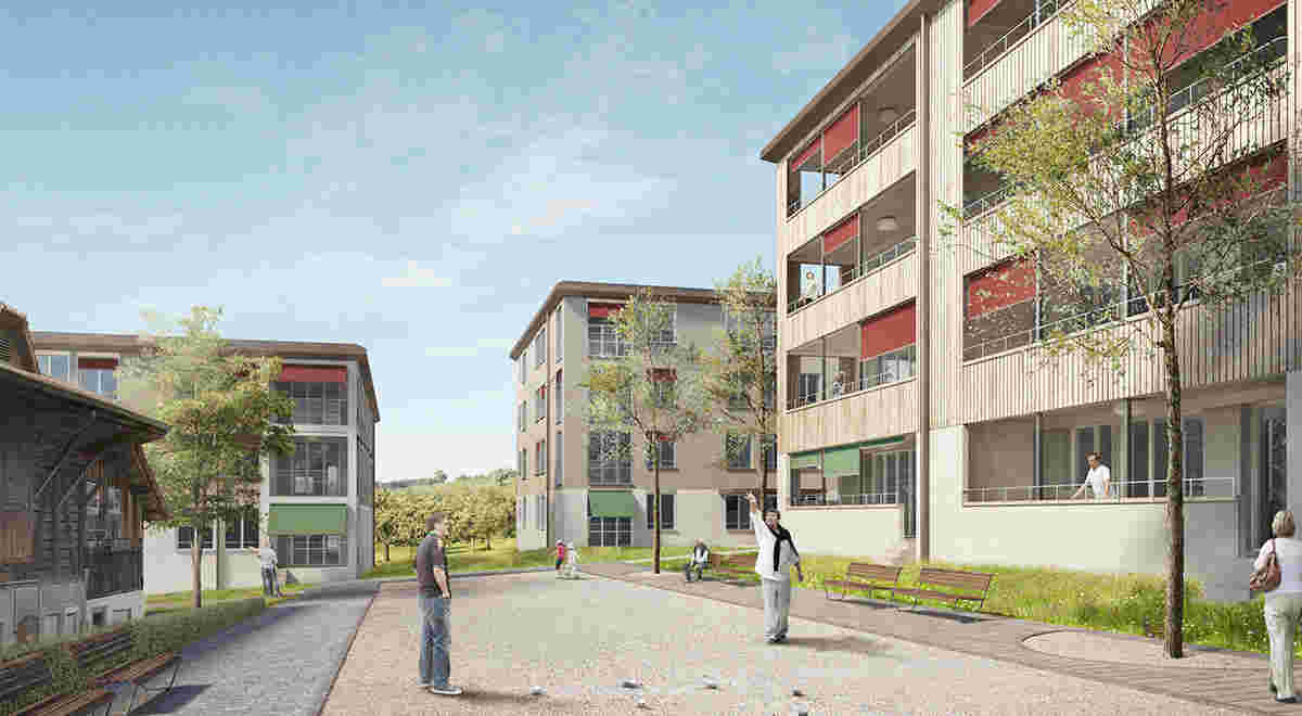 HRS Projekt Scheidgasse Steffisburg 2