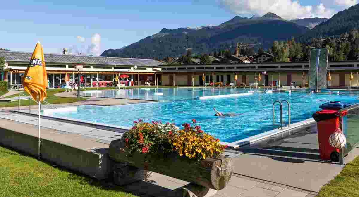Klosters Familien und Sportbad 2
