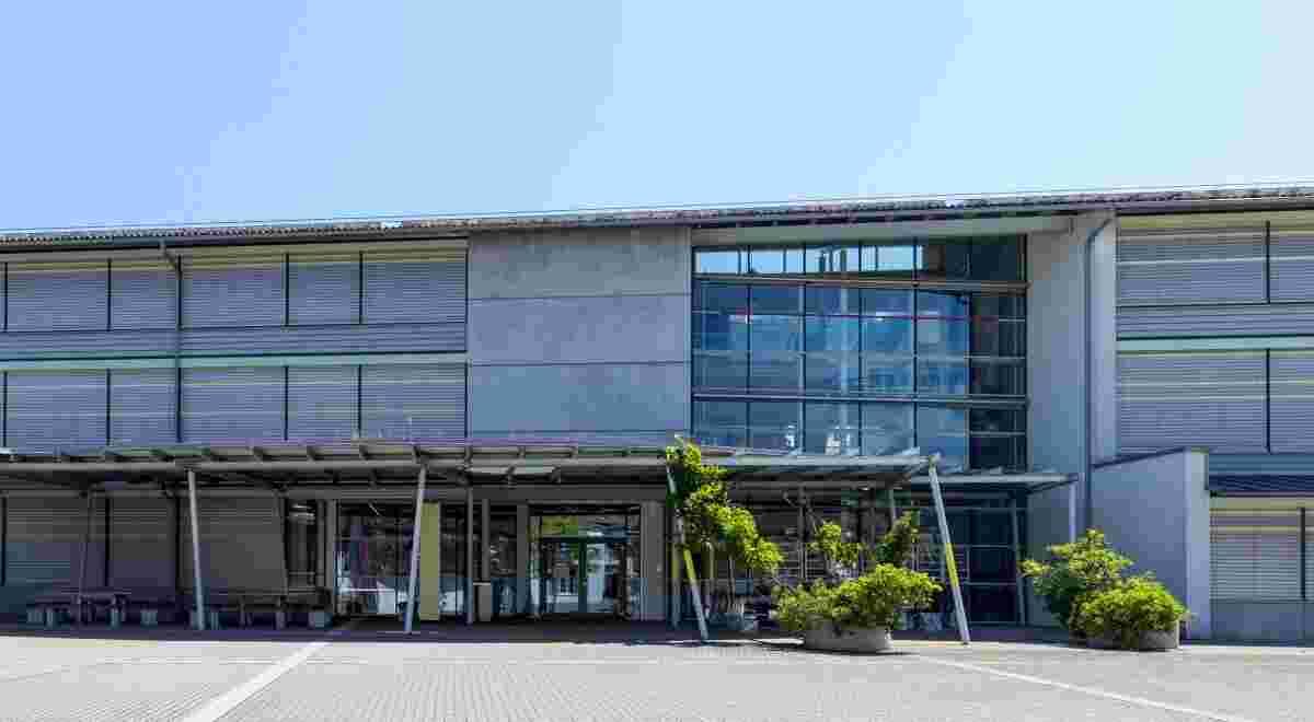 Kreuzlingen Rosenegg Berufsschulzentrum 1