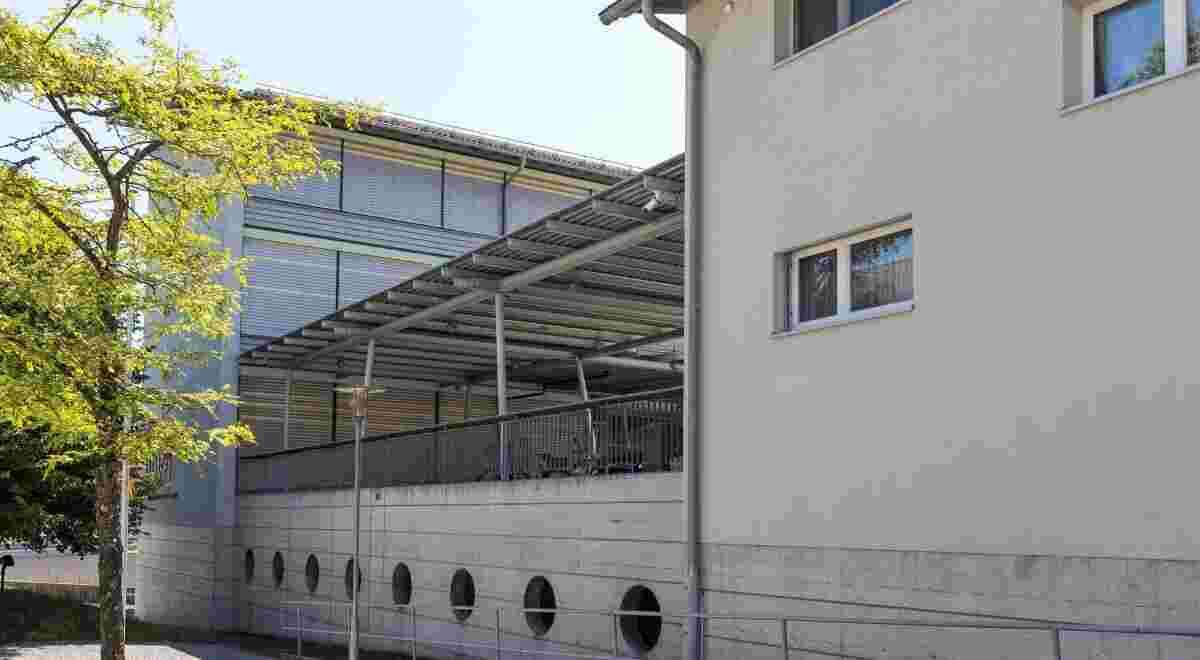 Kreuzlingen Rosenegg Berufsschulzentrum 3