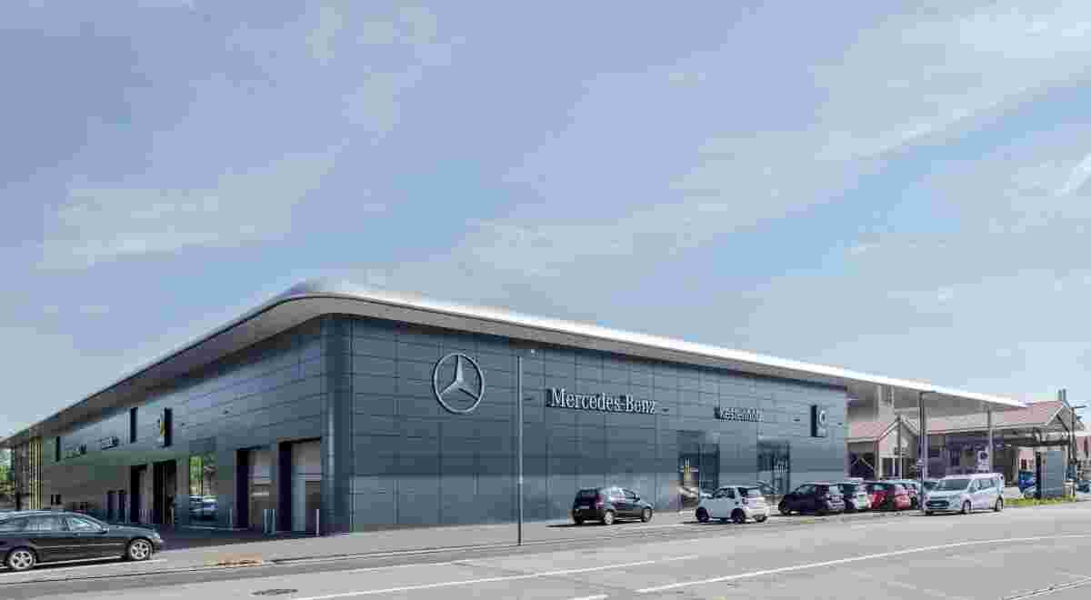 Mercedes Pratteln R Dürr 6