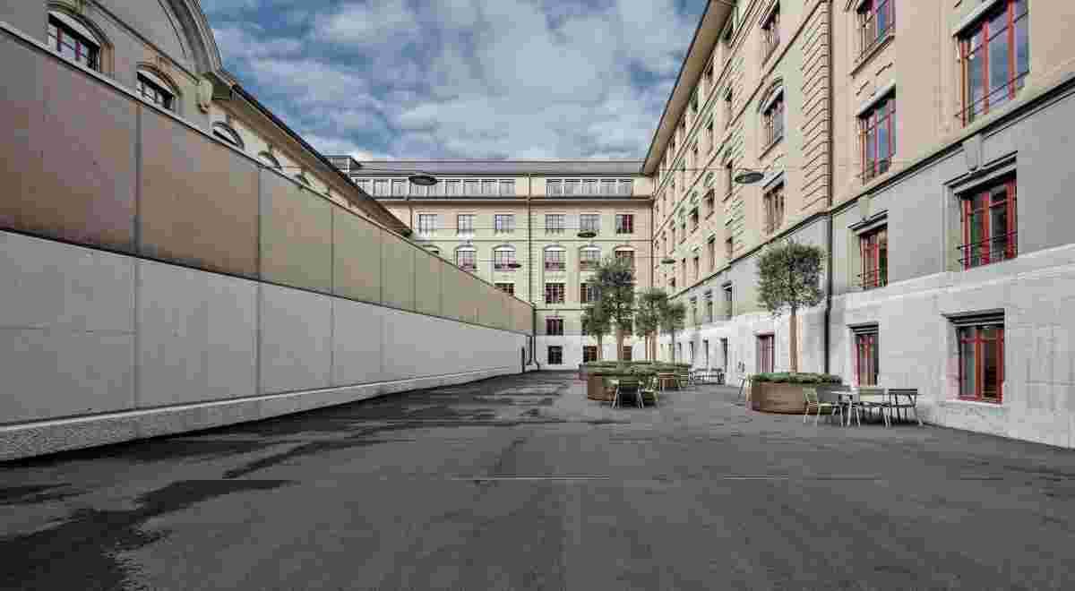 Mittelstrasse 43 Uni Bern R Dürr 3