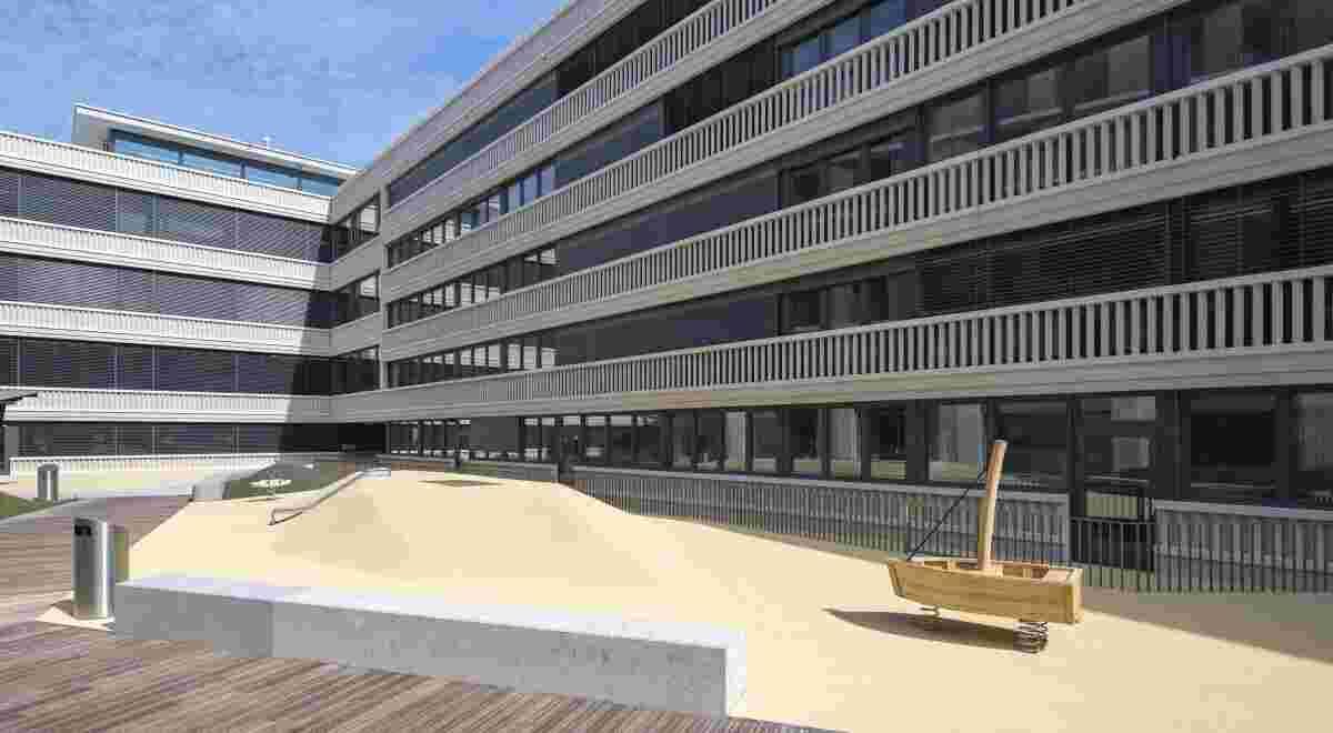 Morges Quartier des Halles DMK HRS QDH 06