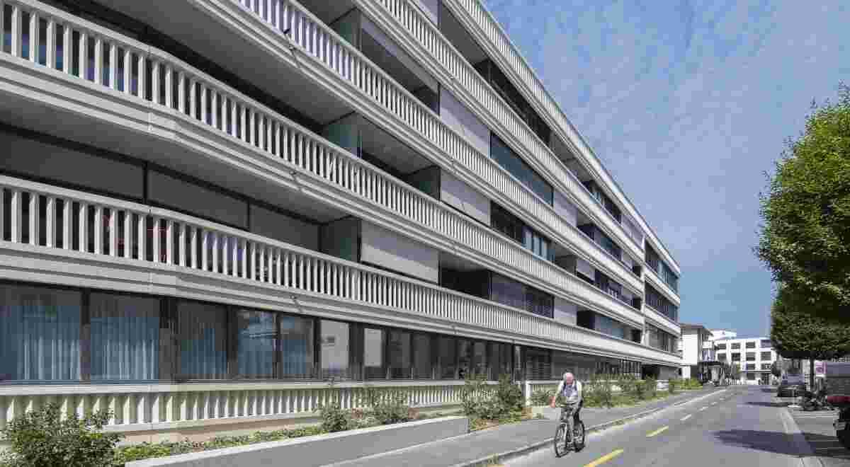 Morges Quartier des Halles DMK HRS QDH 09