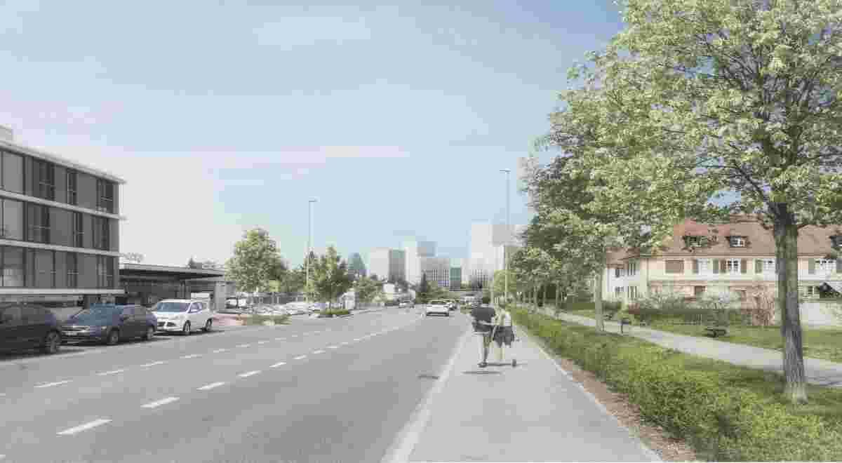 Projekt Hagnau Muttenz ST 180427