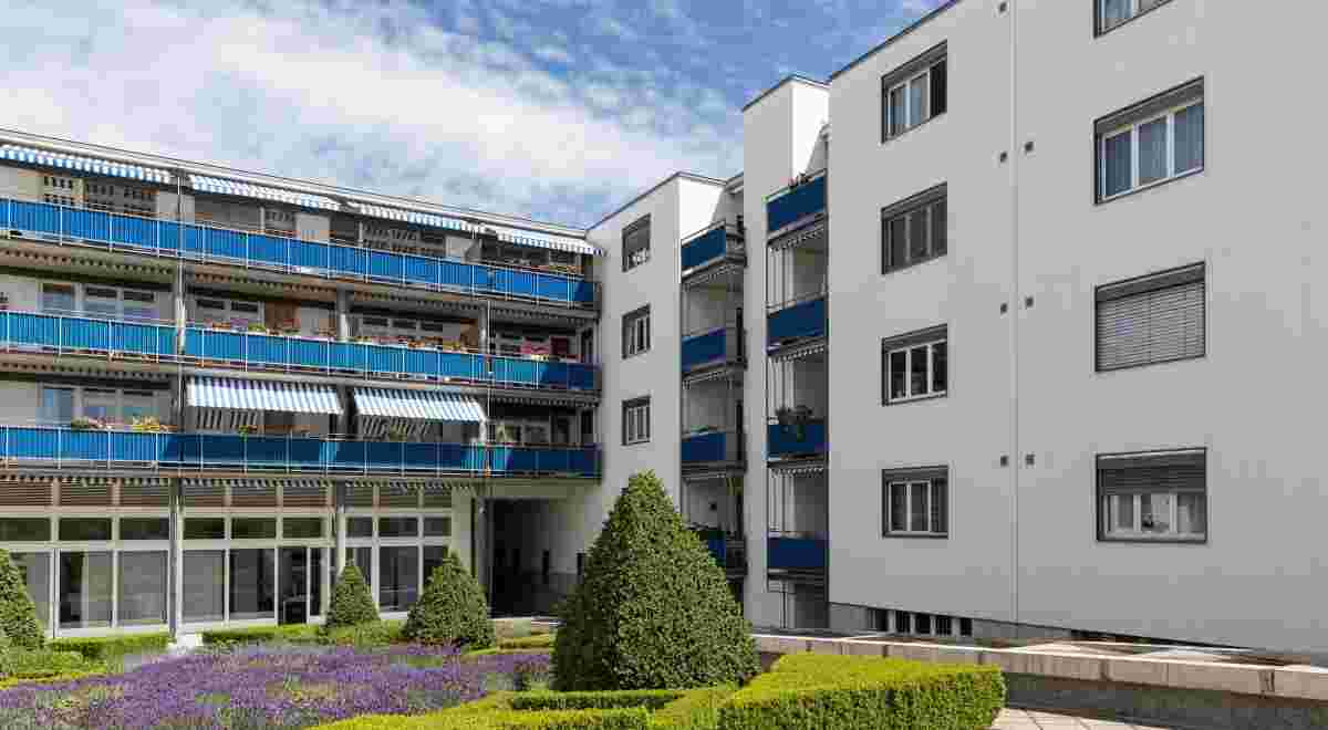 Romanshorn Konsumhof 2