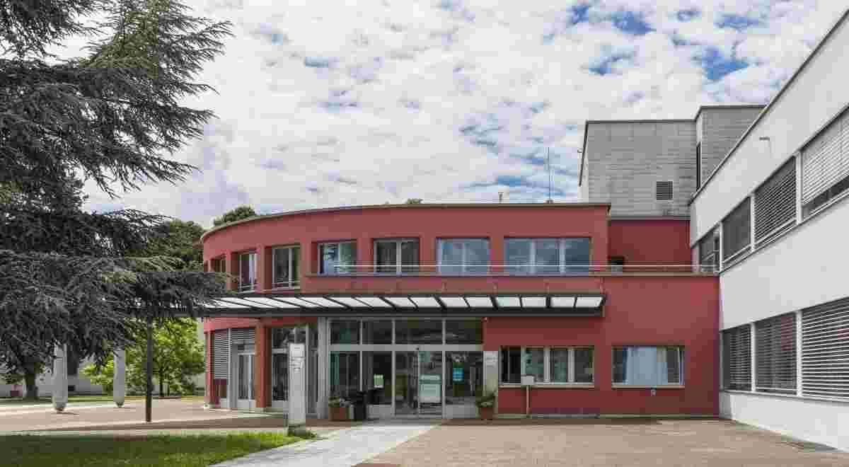 Schaffhausen Kantonales Psychiatriezentrum 2