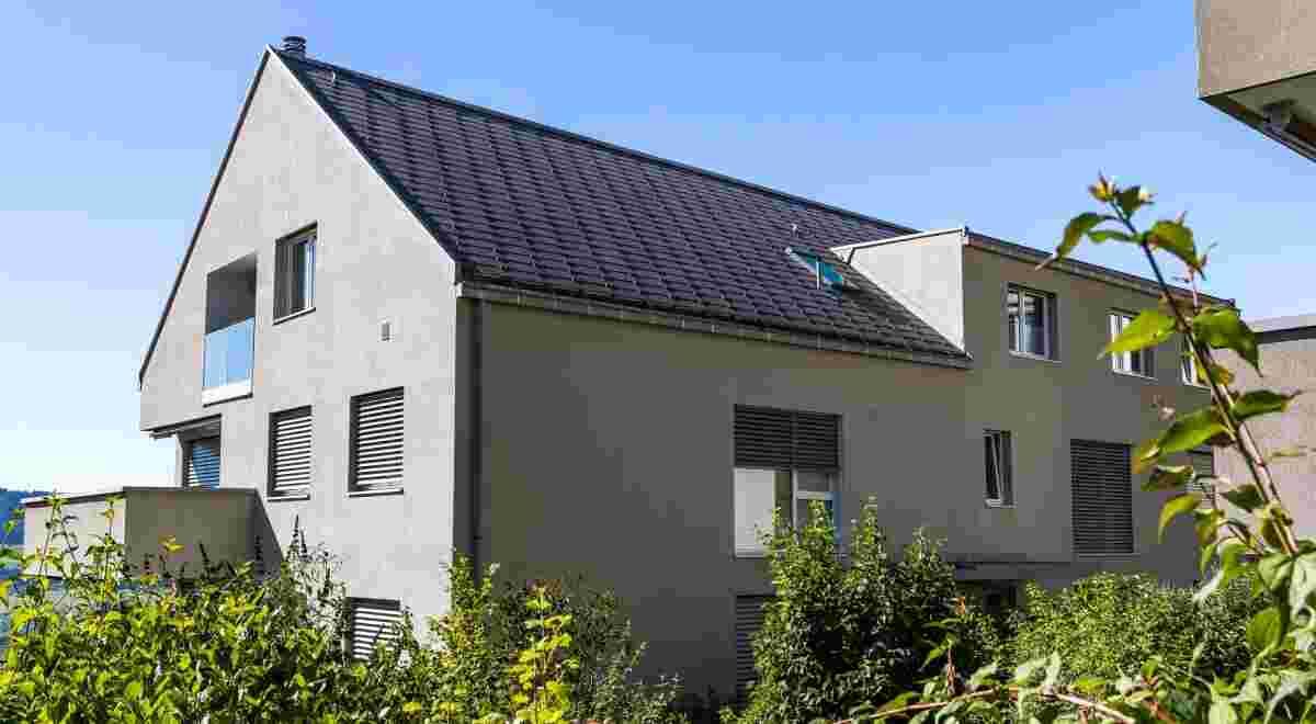 St Gallen Obere Berneggstrasse 1