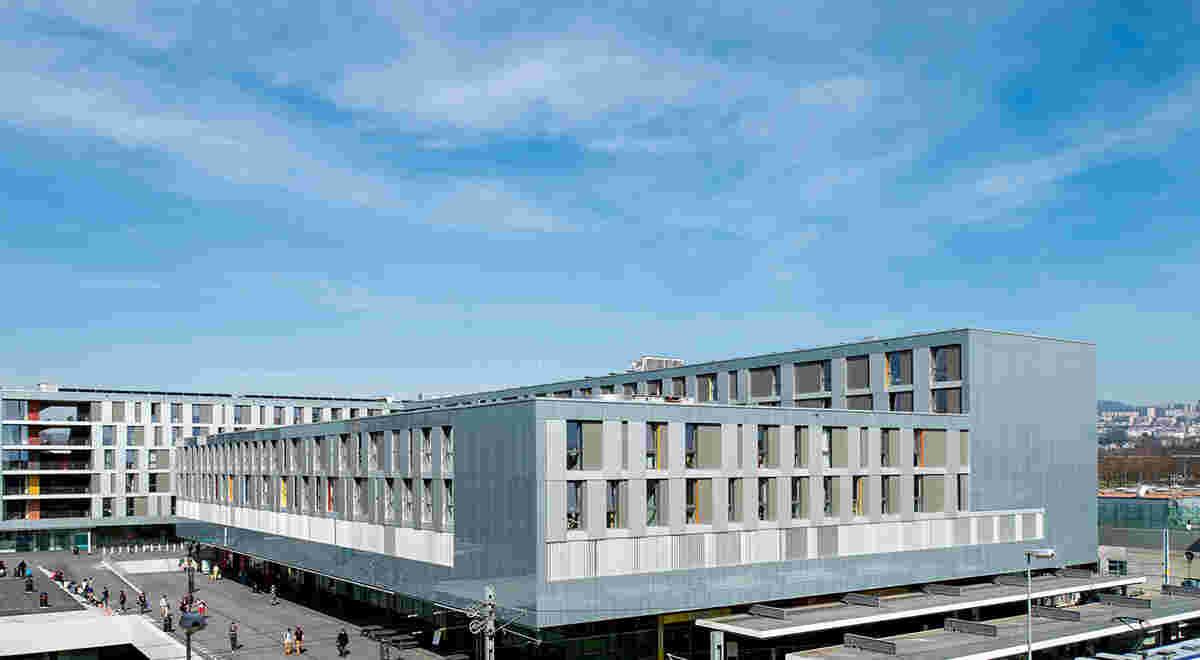 WEB EPFL Quartier Nord