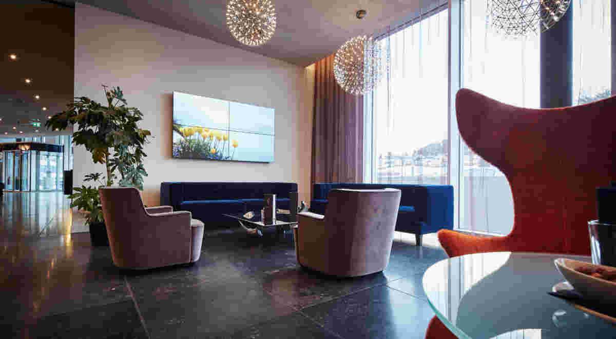 Web St Legier Modern Times Hotel Foto3