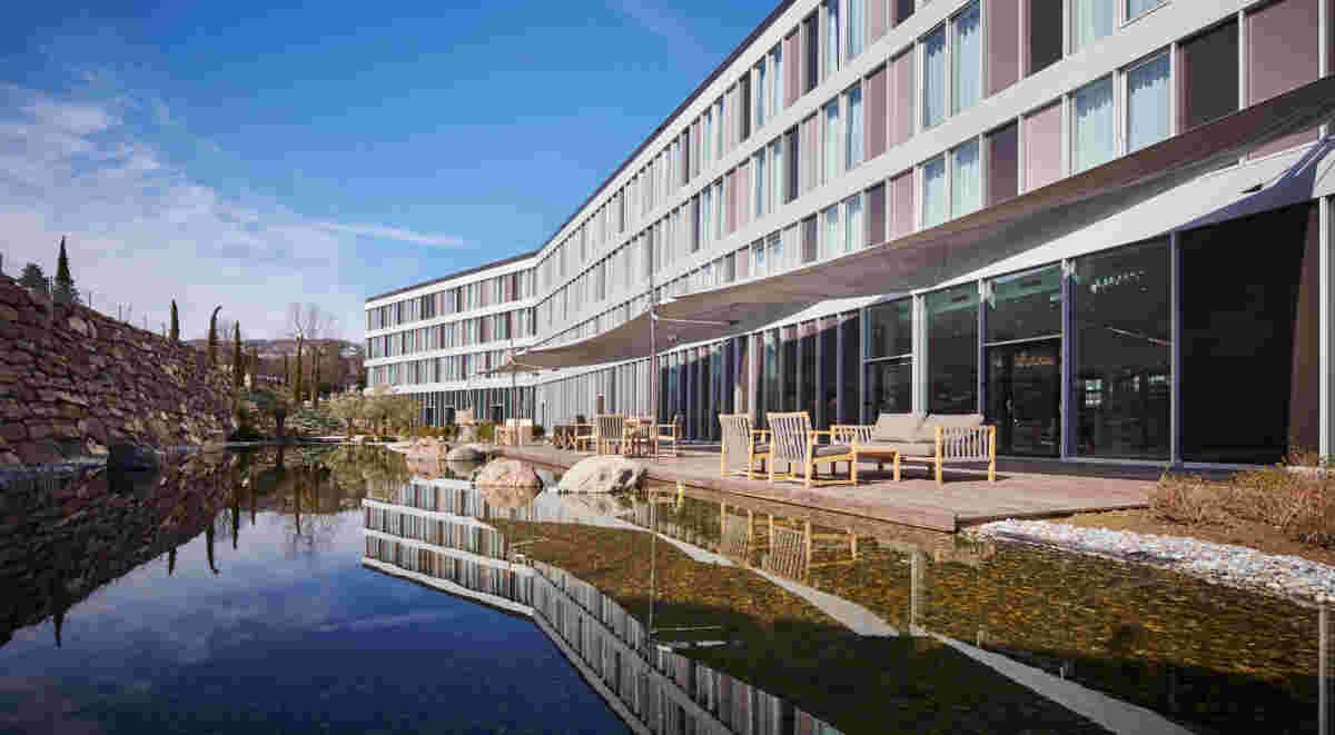 Web St Legier Modern Times Hotel Foto4