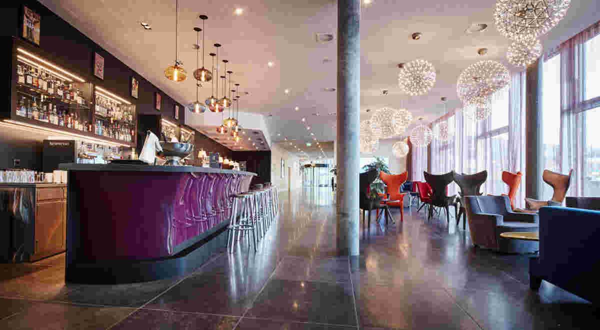 Web St Legier Modern Times Hotel Foto5