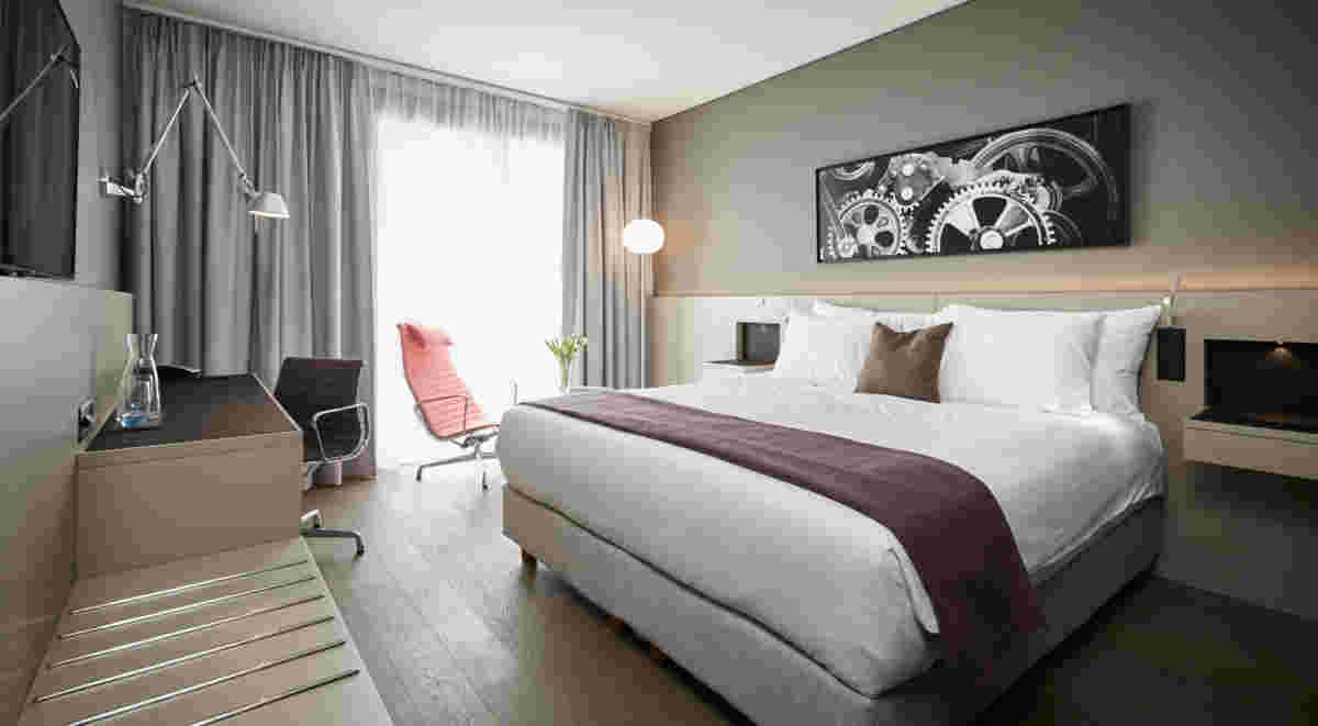 Web St Legier Modern Times Hotel Foto6