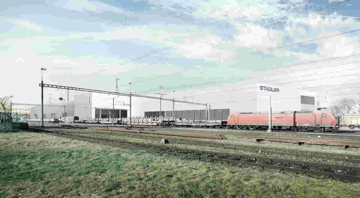 Web St  Margrethen Industrieneubau Stra Foto2