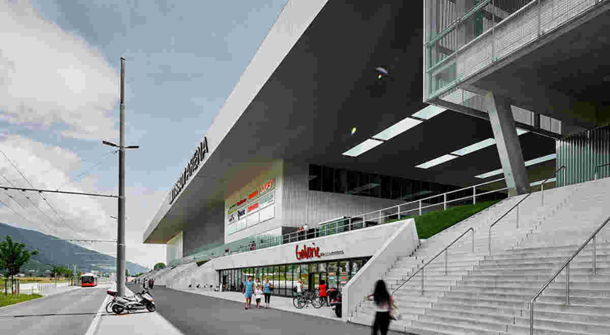 Webbild Tissot Arena 2 1