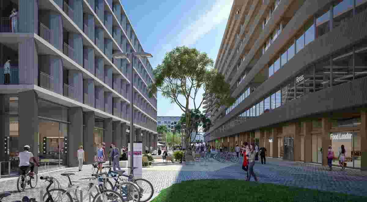 News Quartier des Halles Morges 20210722