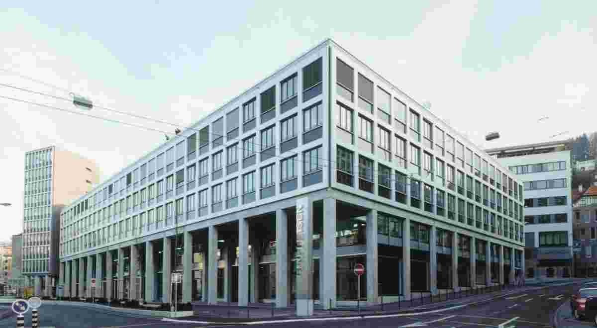 Raiffeisenzentrum St Gallen