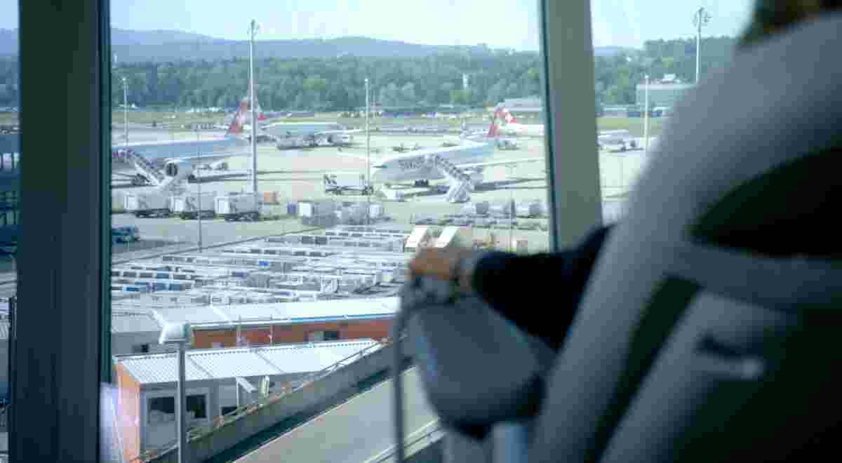 USZ Flughafen News