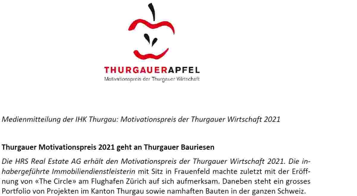 Thurgauer Apfel