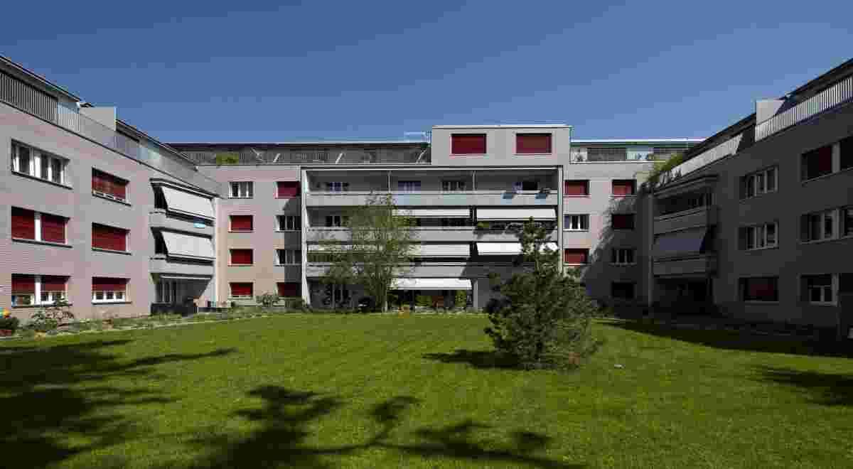 Zürich Burstwiesenstrasse
