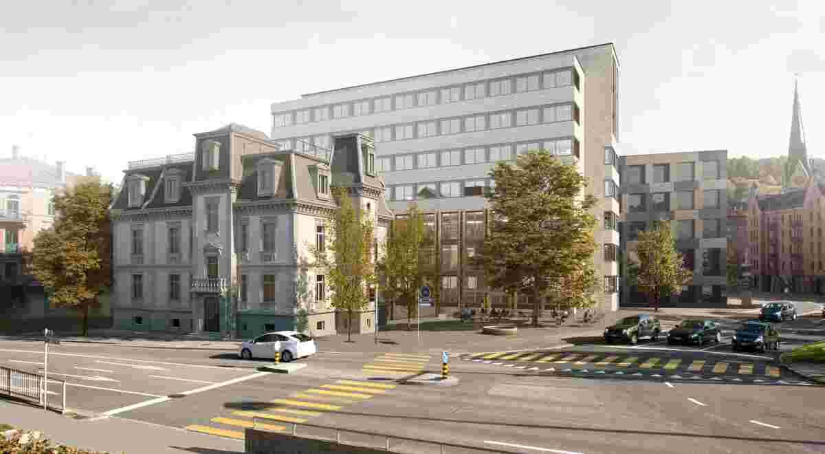 St Gallen Villa W Iesental Medien