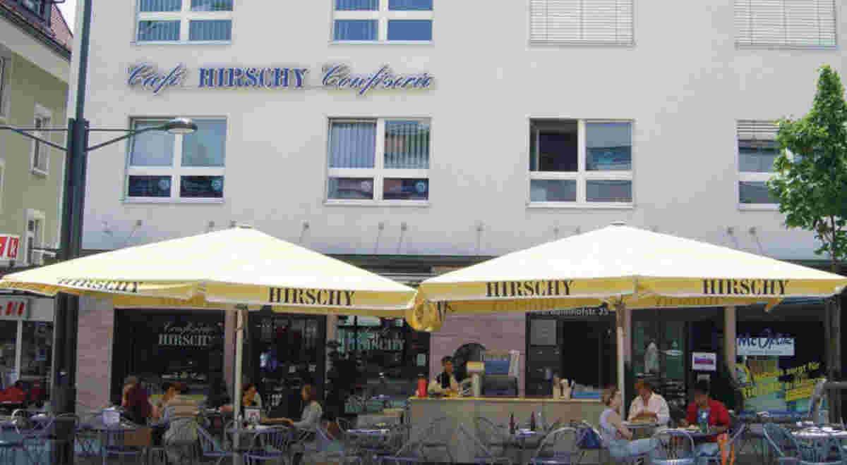 Confiserie Hirschy